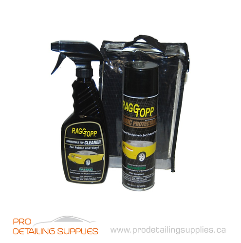 Wolfstein's RaggTopp Fabric Cleaner & Protectant Kit