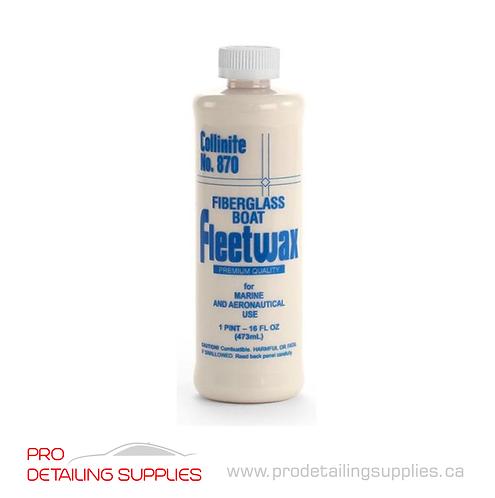 Collinite #870 Fleetwax Liquid - 16 oz