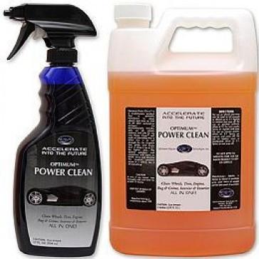 Optimum Power Clean