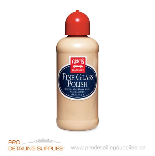 Griot's Garage (11017) Fine Glass Polish - 16 oz