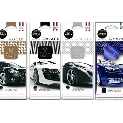 Aroma Car Prestige Card