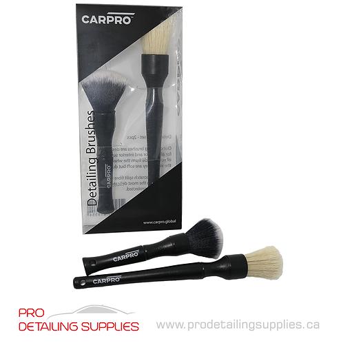 CarPro Detailing Brushes