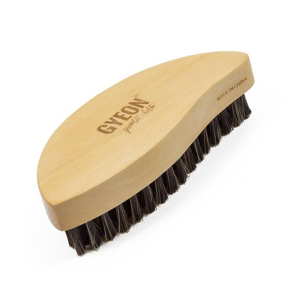 Gyeon Horsehair Leather Brush