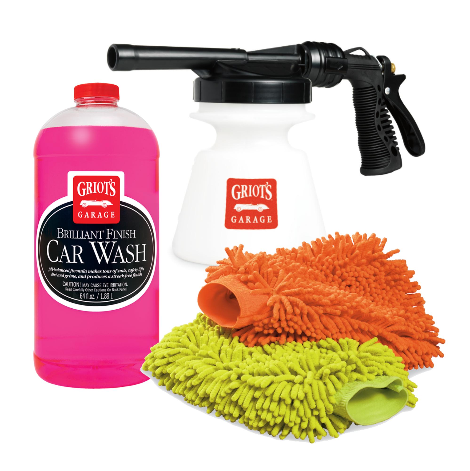 Griot's Foaming Car Wash Kit