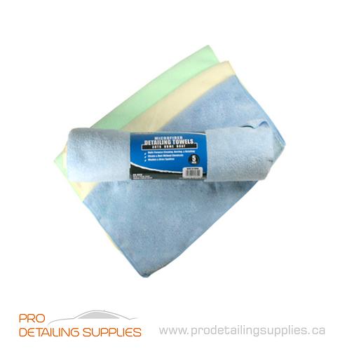 SM Arnold Multi-Purpose Microfiber Towel - 5 pk