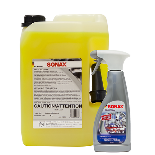 Sonax Wheel Cleaner