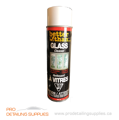 """Better than Glass"" Aerosol Glass Cleaner - 500 gr"