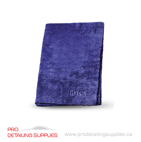 Gyeon Q²M SoftWipe Edgeless Microfiber Towel - 40 cm x60 cm