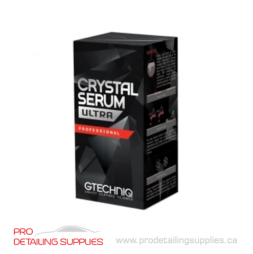 Gtechniq Crystal Serum Ultra (Certified Installers Only)
