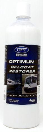 Optimum Gelcoat Restorer