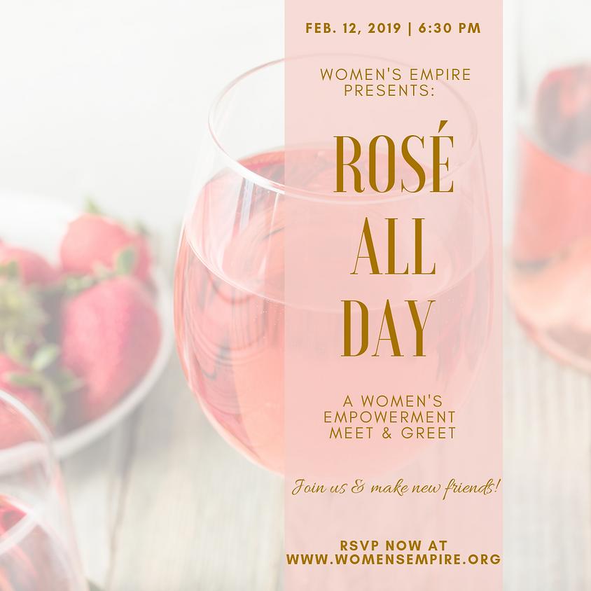 Rosé All Day - Meet & Greet