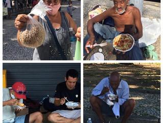 Ação Social Brasil - Campanha de arrecadação