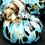 "Thumbnail: Glass Pumpkin 4.5"" Blown"