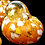 "Thumbnail: Glass Pumpkin 5.5"" Blown"