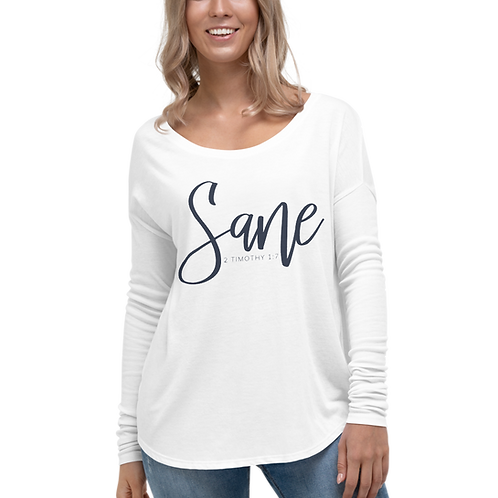 Sane - Ladies' Long Sleeve Tee