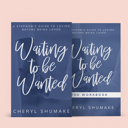 Waiting to be Wanted - Book & Workbook Set