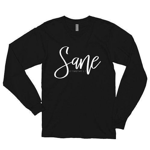 Sane - Unisex Long sleeve t-shirt