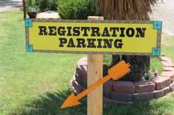 Registration Parking