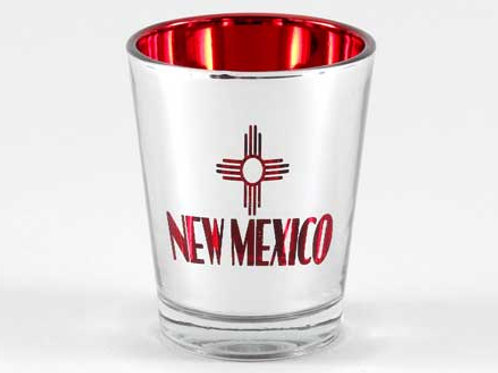 New Mexico Shot Glass