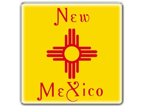 Lapel New Mexico Red Zia