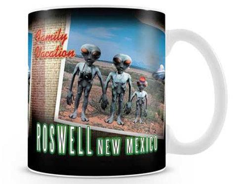 Alien - Family Vacation Mug