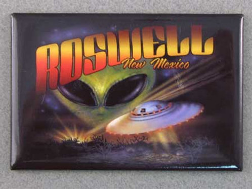 Roswell UFO Magnet