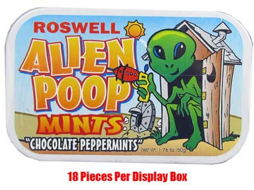 Alien Poop