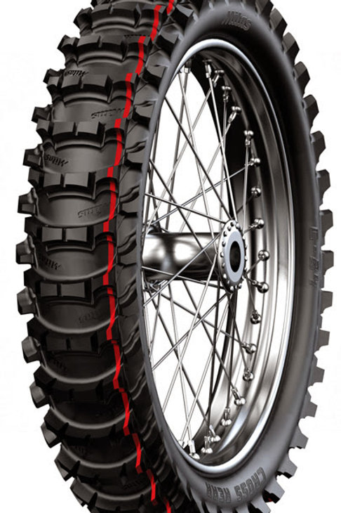 Terra Force MX Sand 100/90-19 57M (red)