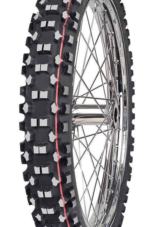 Terra Force MX (Med-Hard) 80/100-21 51R (red)