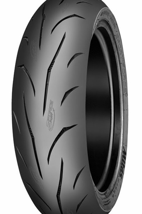 MITAS SPORTFORCE+ 180/55 ZR17