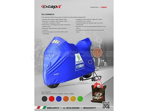 BIKE COVER SPECIAL EDITION YAMAHA - BLUE
