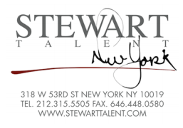 Stewart Talent: Commercial