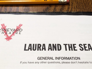 Vineyard Theatre: LAURA AND THE SEA