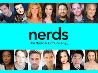 Broadway debut: NERDS