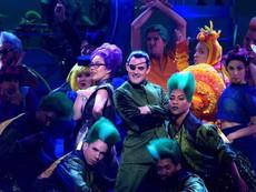 Nickelodeon's THE SPONGEBOB MUSICAL: LIVE! TV Broadcast
