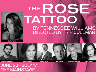 THE ROSE TATTOO starring Marisa Tomei