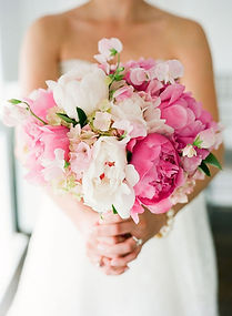 beautiful-peony-and-sweet-pea-wedding-bo