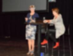 Lamkje en Marijke Symposium