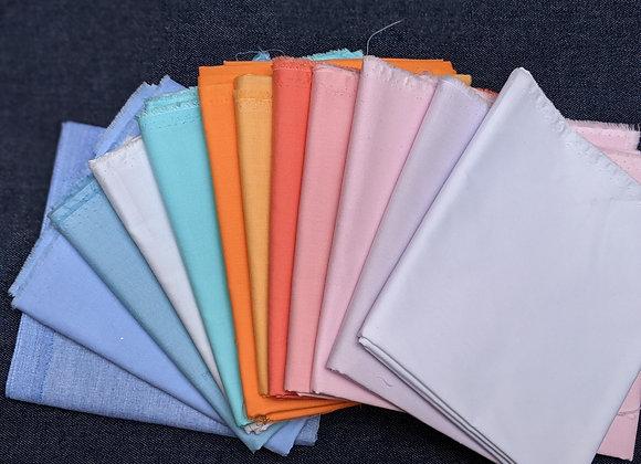 Uni: coton + polyester