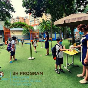Joona Baby started Healthy Hygiene Habits (3H) program in primary schools and kindergartens