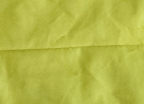 Tissu d'ameublement jaune vert