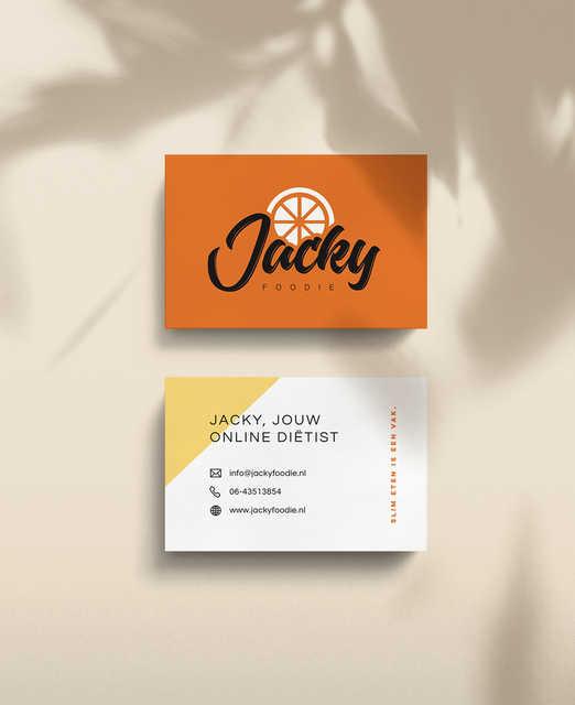 Grafisch ontwerp | Visitekaartjes