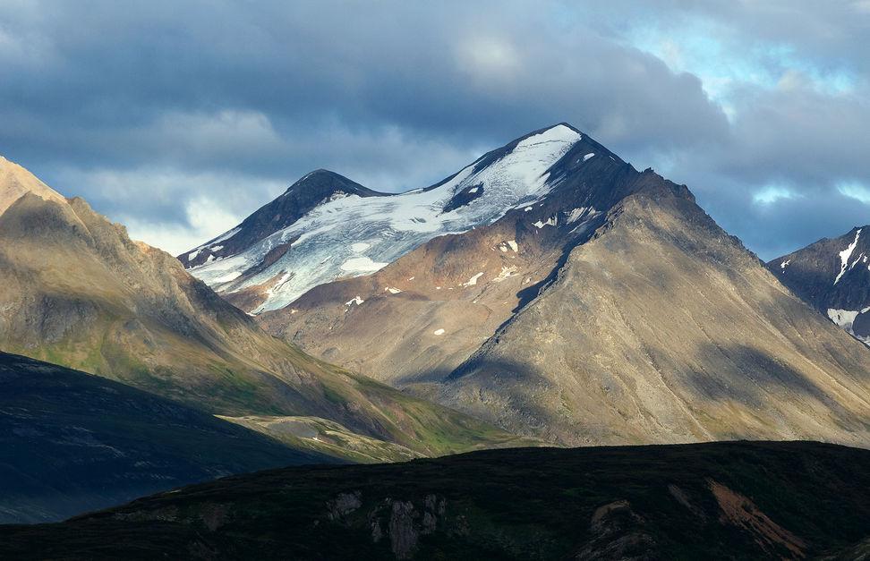 Haines Pass, Alaska, US