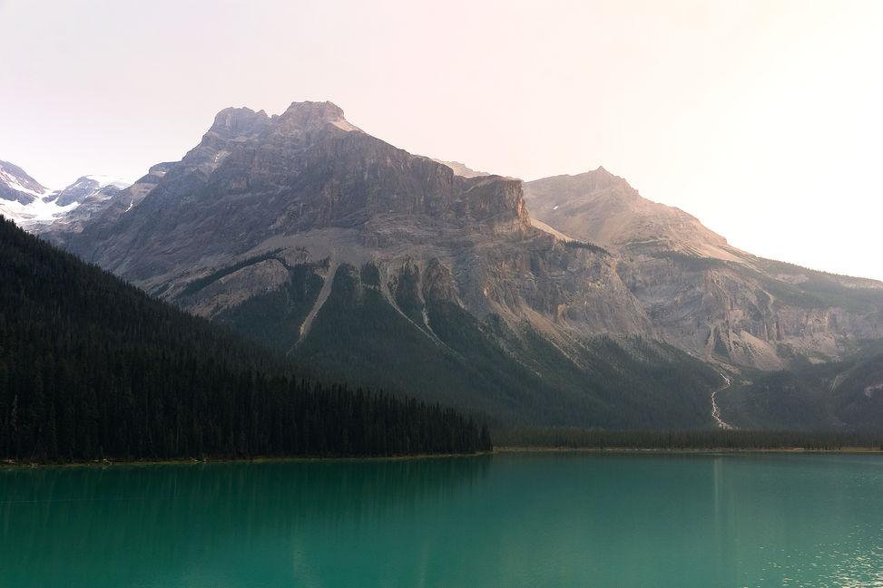 Emerald Lake, BC, Canada