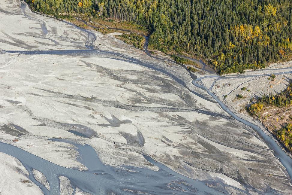 River deposits