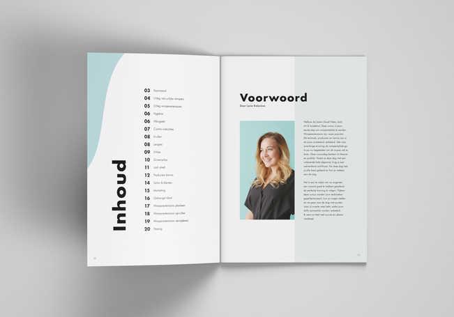 Grafisch ontwerp | Cursusmateriaal
