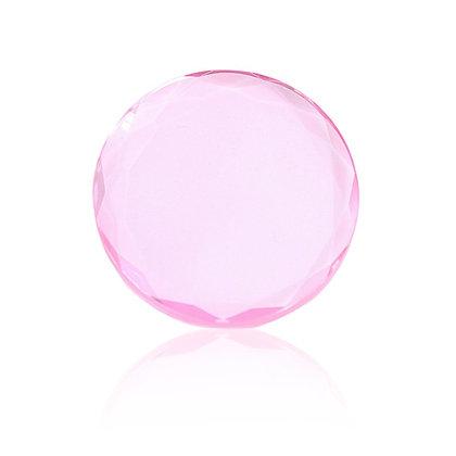 Lijmsteen Crystal Pink