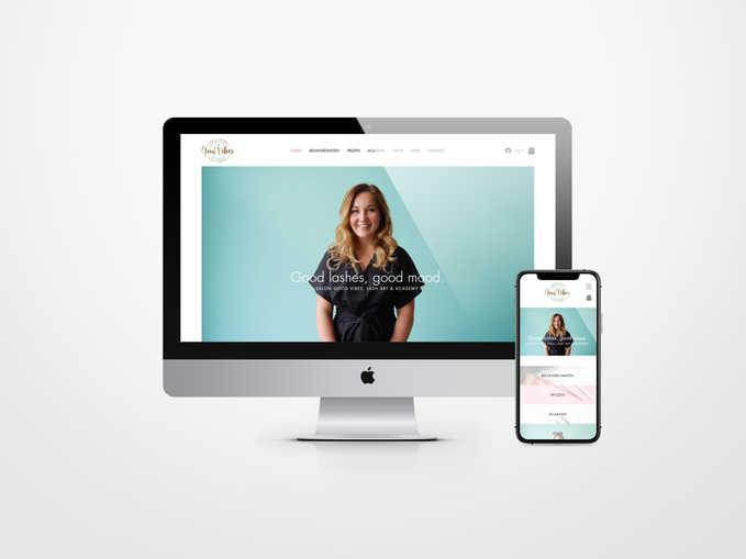 Strakke website