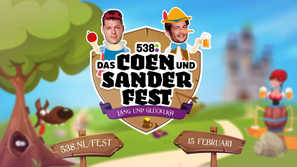3 Promo; Das Coen und Sander Fest