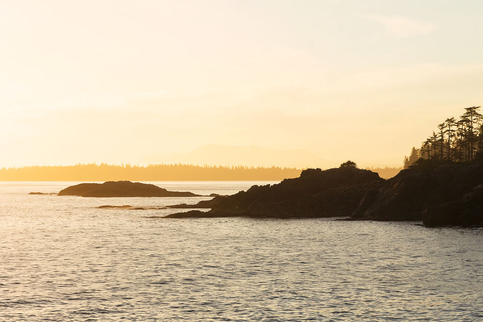 Vancouver Island coast